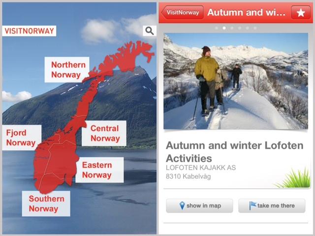 Visit Norway APP