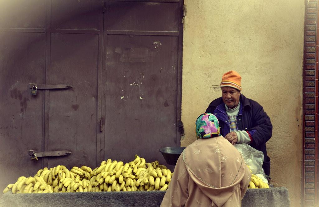 Meknes, vita nella Medina