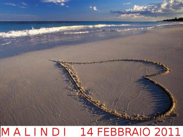 Dedica San Valentino Malindi 2011