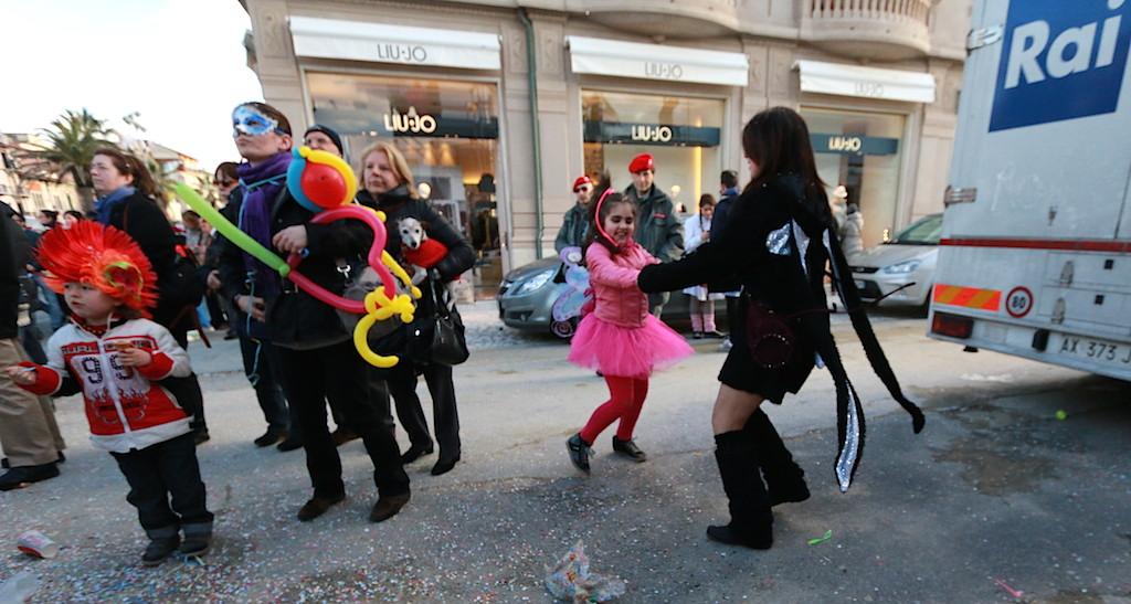 Carnevale di Viareggio 2014 (foto di Kinzica Sorrenti)