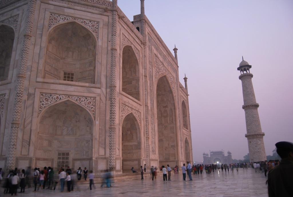Taj Mahal_Rajasthan Tour
