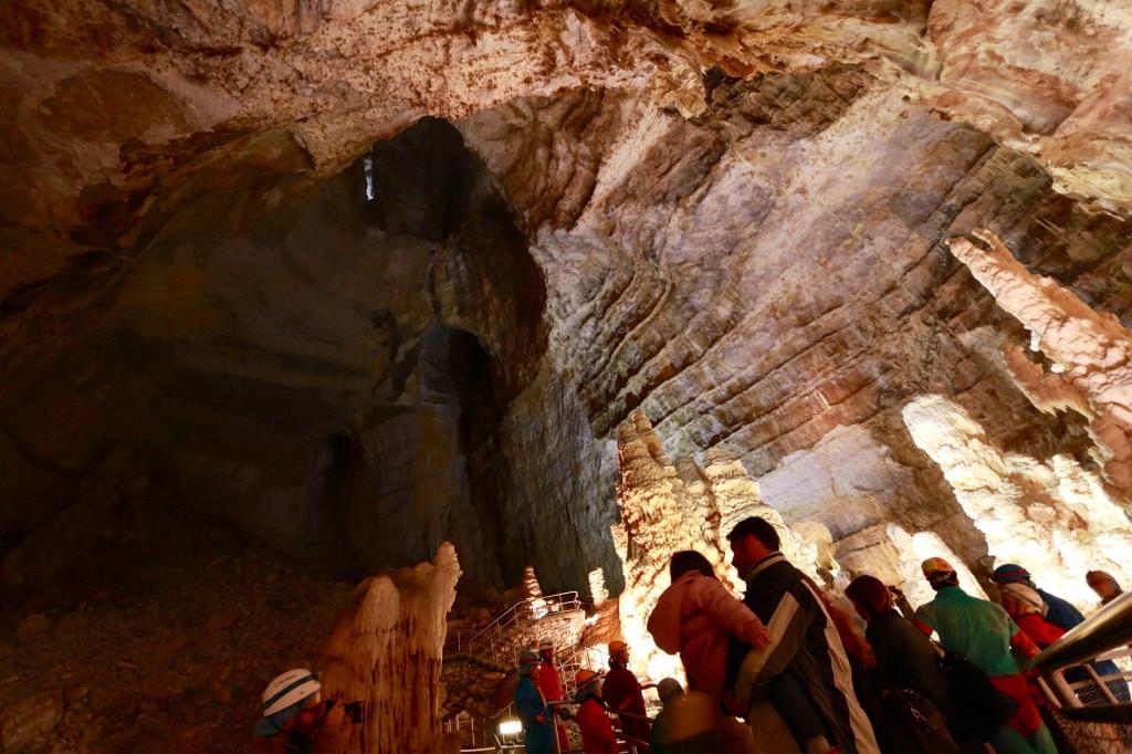 Abisso di Ancona - Grotte di Frasassi