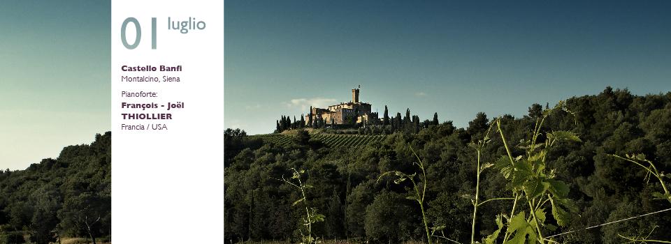 Melodia del Vino 2014 Castello Banfi