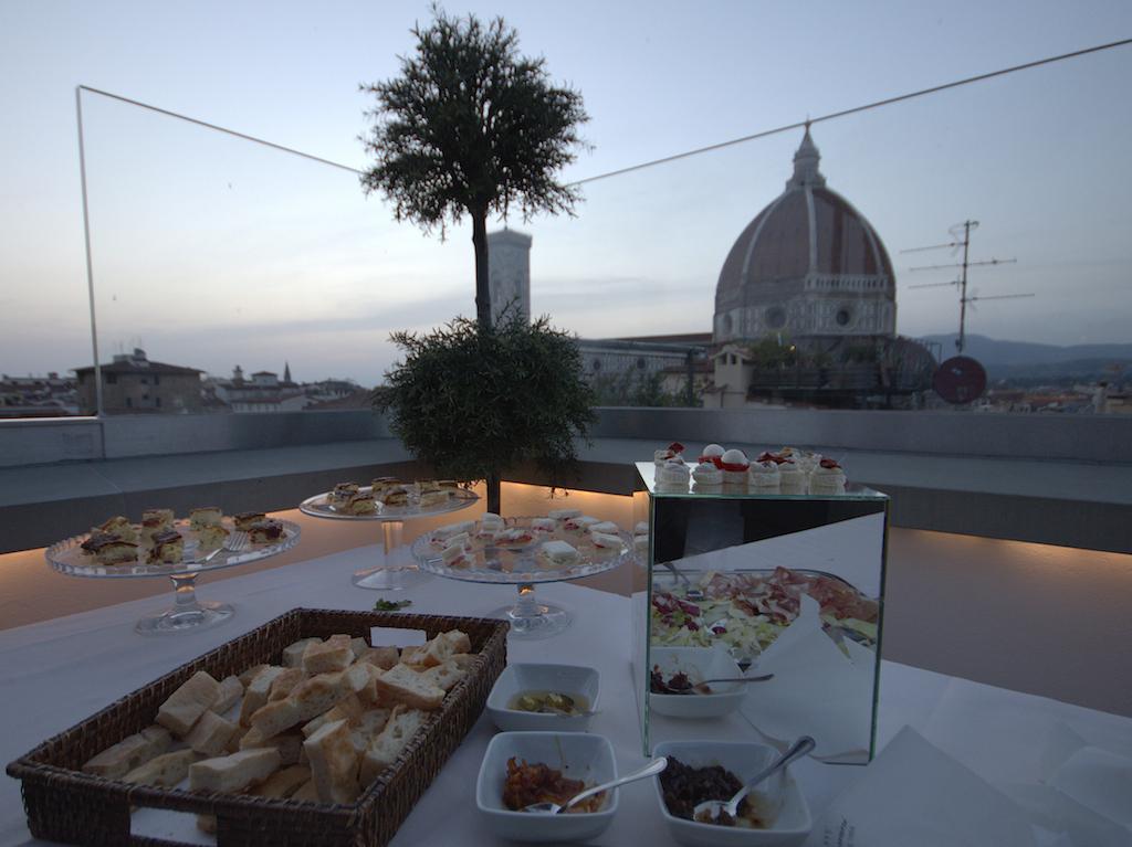 L'aperitivo sulla Terrazza Michelangelo - Grand Hotel Cavour