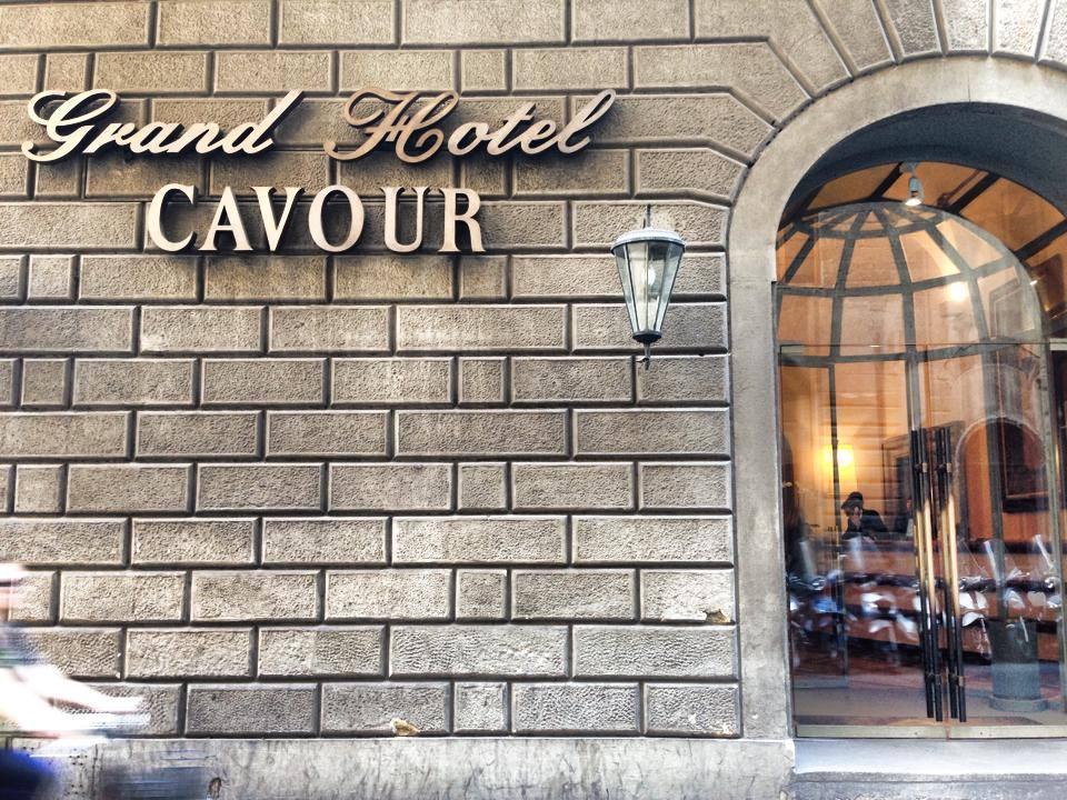Edificio Grand Hotel Cavour