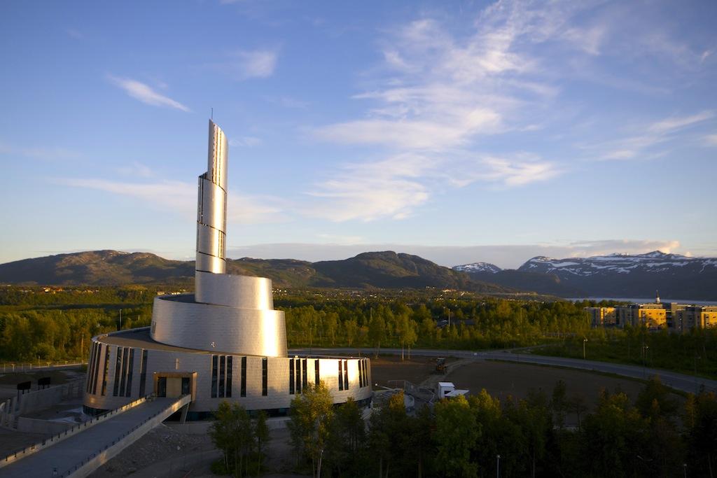 Cattedrale della luce del nord