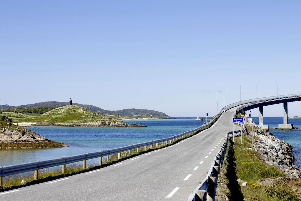 sommarøy, norvegia del nord