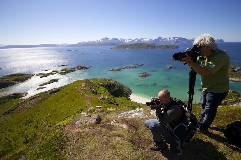 Blogger Spagnoli Norvegia del nord