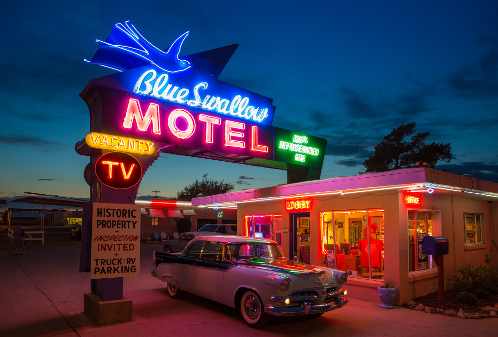 Route 66 Motel - Photo Credits: Tim Anderson