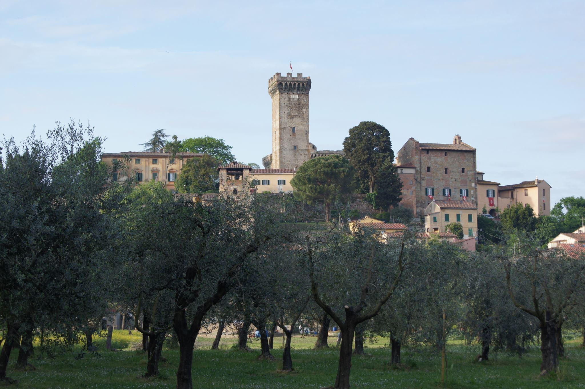 Le village de Vicopisano