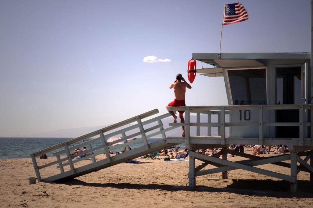 Spiaggia USA, Baywatch