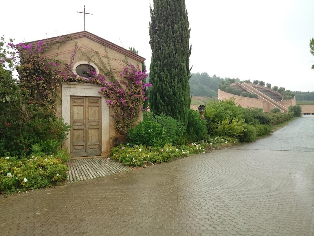 Cappella Cantina Petra Toscana
