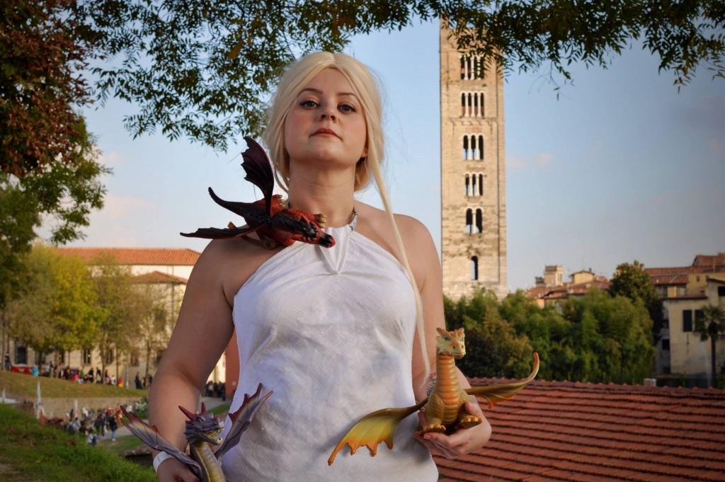Daenerys Targaryen - Foto di Damiano Paganelli