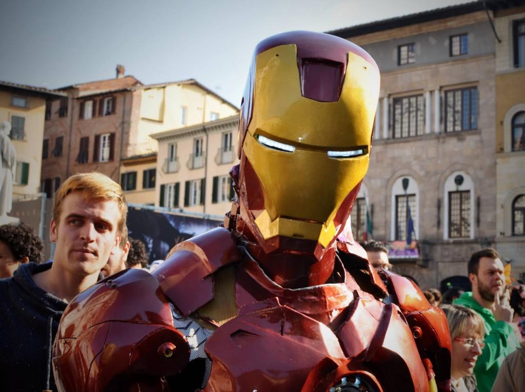 Iron Man - Foto di Damiano Paganelli