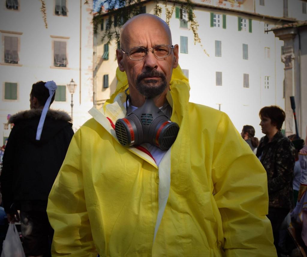 Walter White di Breaking Bad - Foto di Damiano Paganelli