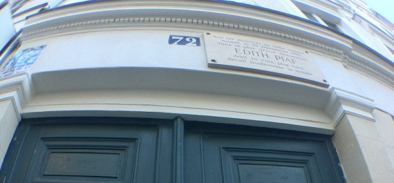 Casa natale di Edith Piaf