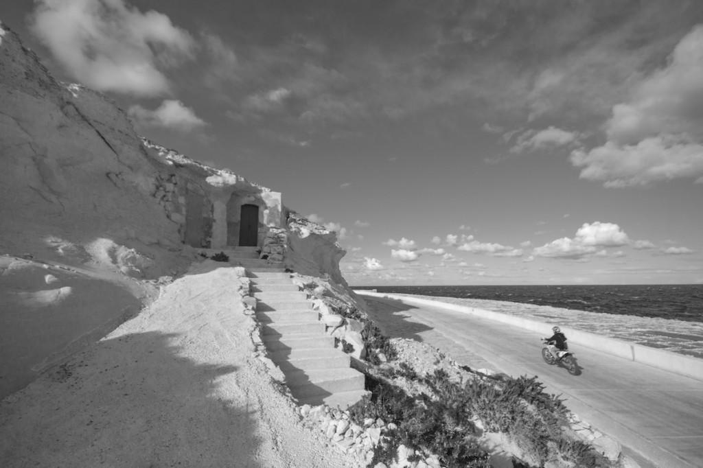 Le saline di Gozo sono spettacolari anche in inverno