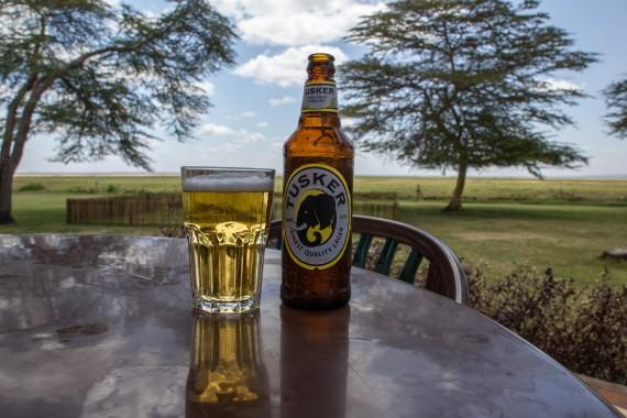 Tusker Kenya by Marc