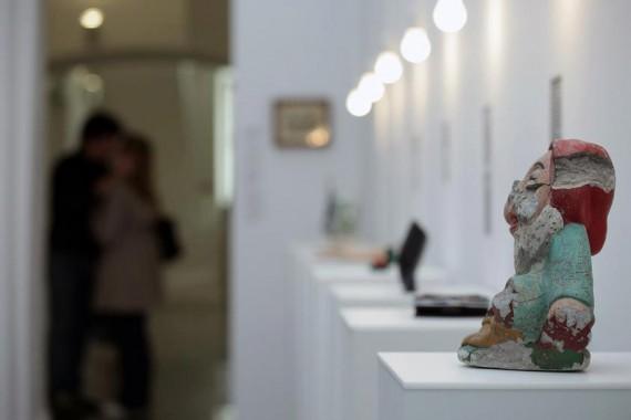 Zagabria: Nano da giardino al Museo delle Relazioni Interrotte