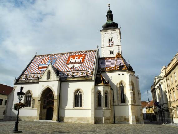 chiesa di San Marco Zagabria