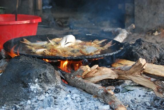 pesce fritto kenya