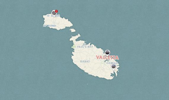 isole maggiori malta