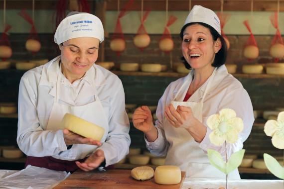 Ada e Sandra Casa al Bosco Toscana