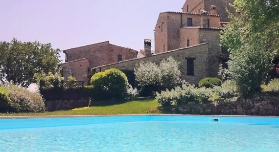 Castello Carognola, Todi