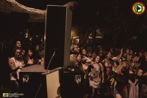 Festival Reggae del Lago Verde
