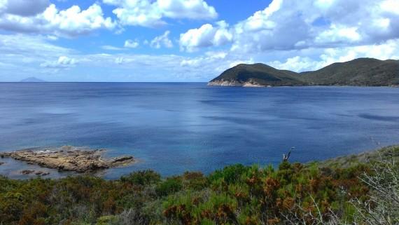 via dei Rosmarini isola elba trekking