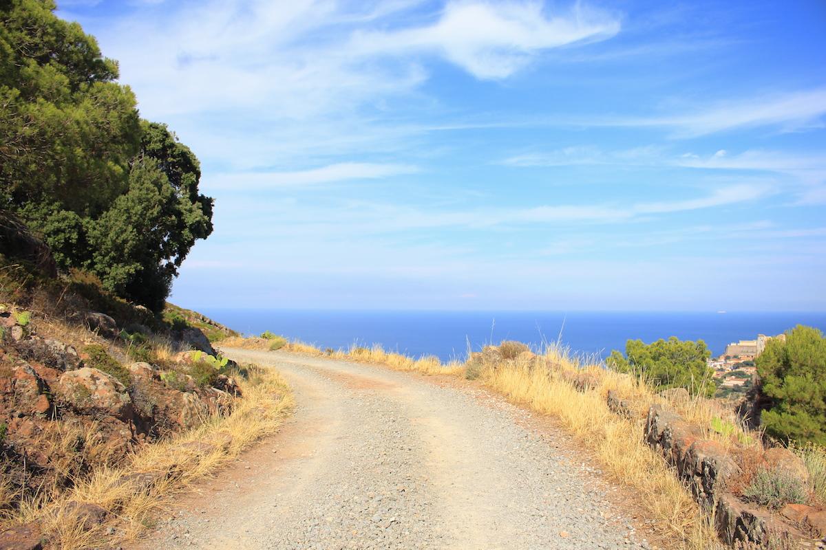 Sentiero Colonia penale Capraia