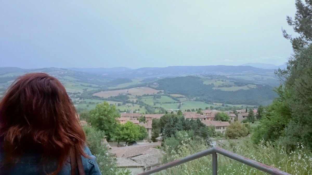 panorama da Todi