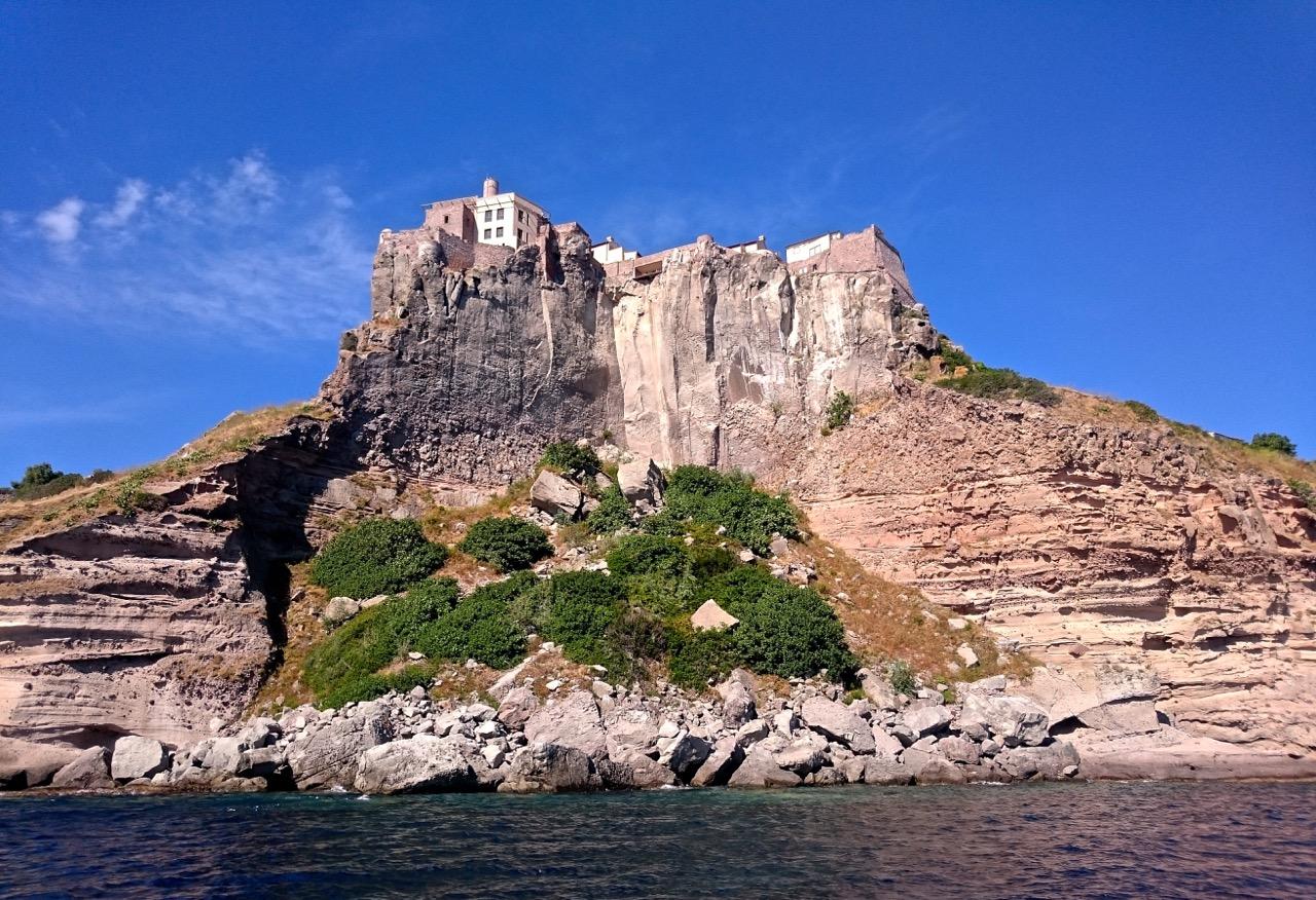 castello di San Giorgio Capraia