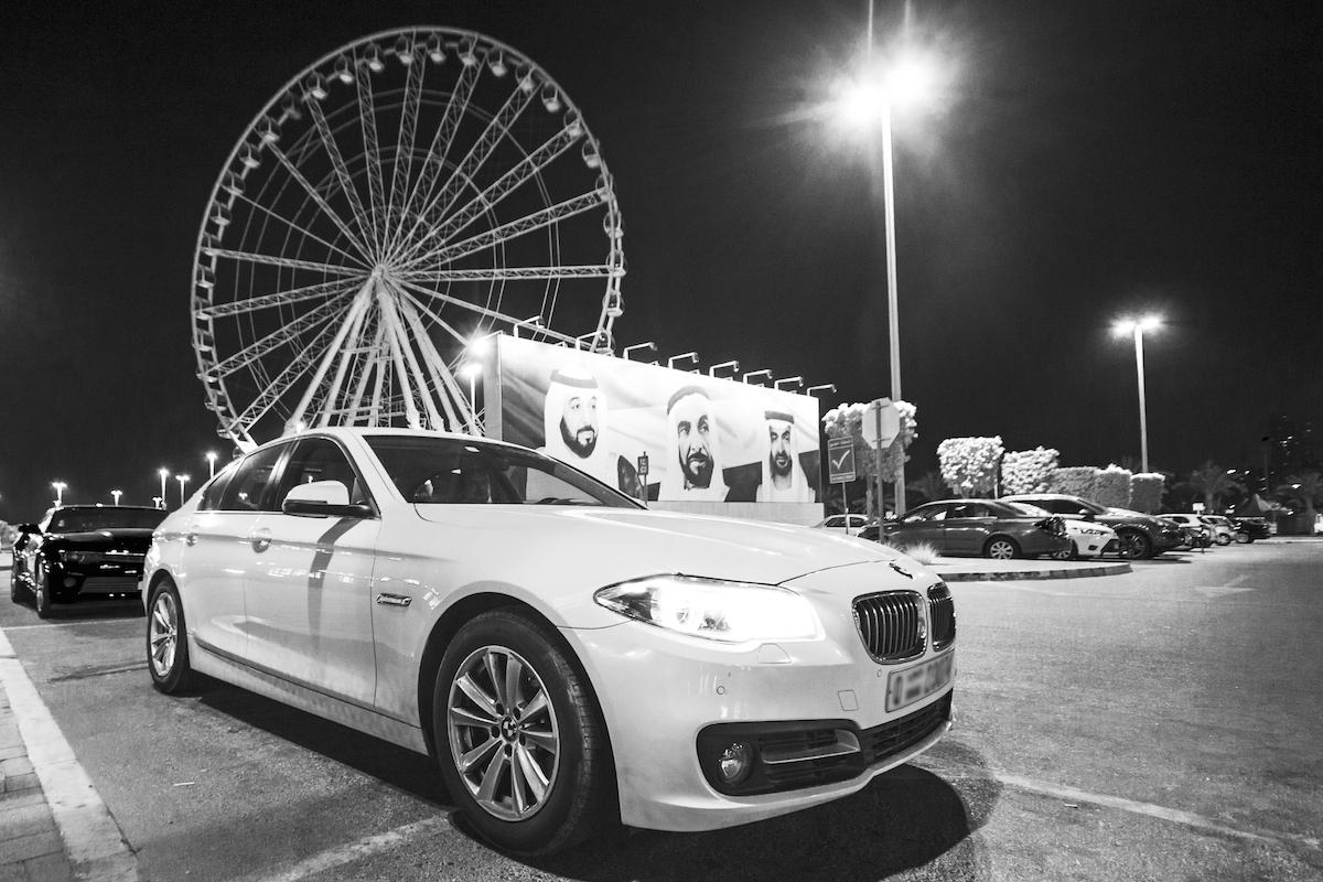 Auto Blacklane Abu Dhabi