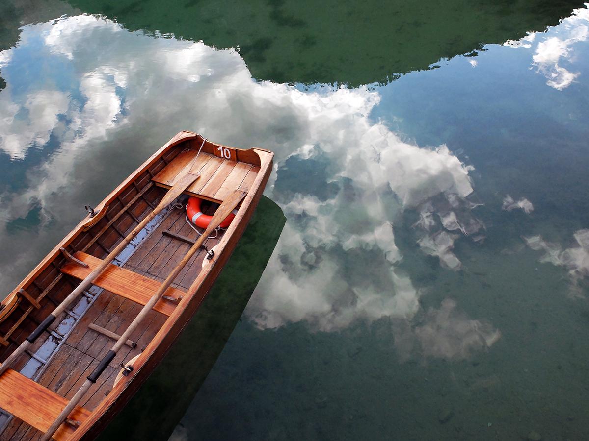 lago di braies Alta Pusteria