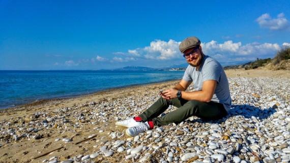 Damiano-Travel-Blogger-Foce-Fiume Platani-Sicilia